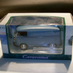 cararama 1:43 vw transporter combi van car nice diecast model @SOLD@
